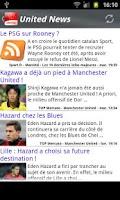 Screenshot of United News