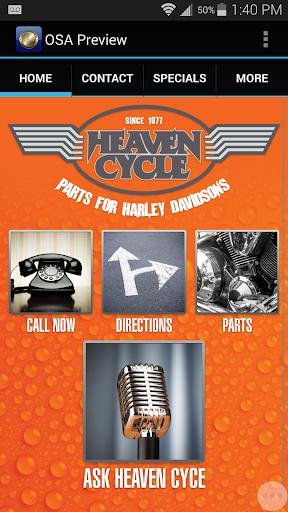 Heaven Cycle