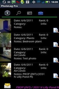 PhotoLog Pro- screenshot thumbnail