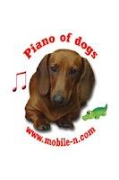 Screenshot of Piano of Dogs