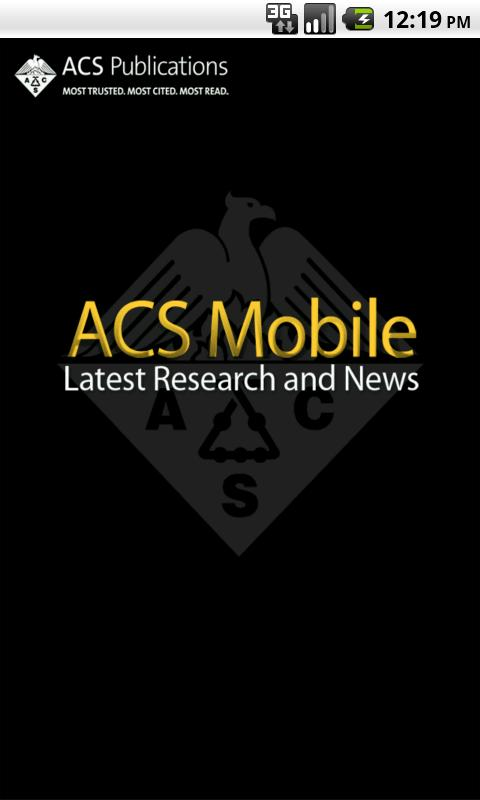 ACS Mobile - screenshot
