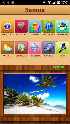 Samoa Offline Travel Guide