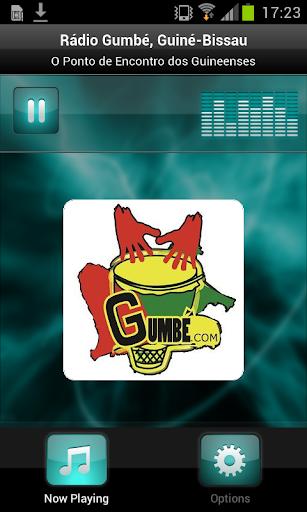 【免費音樂App】Rádio Gumbé, Guiné-Bissau-APP點子