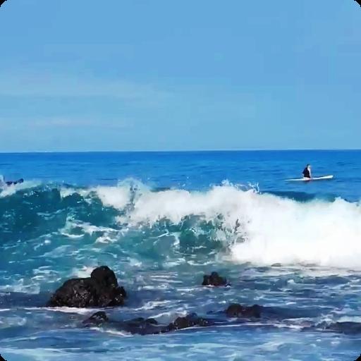 Ocean Waves Live Wallpaper 46 個人化 App LOGO-APP試玩