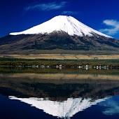 3D japan Mount Fuji