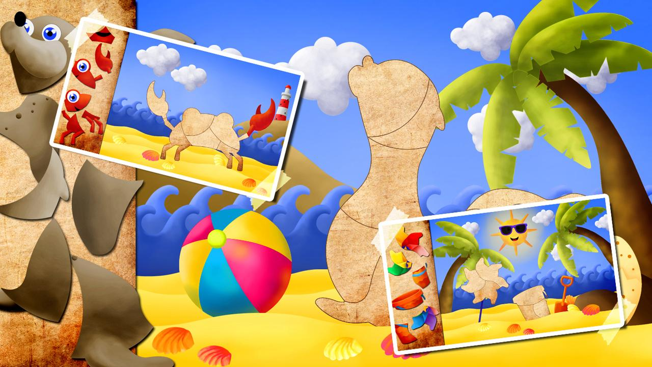 HD Puzzle Kids & Toddlers Lite- screenshot
