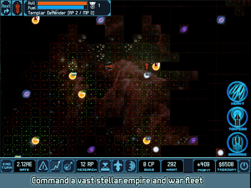 لالروبوت Star Traders 4X Empires Elite ألعاب screenshot