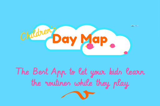 Children's Day Map