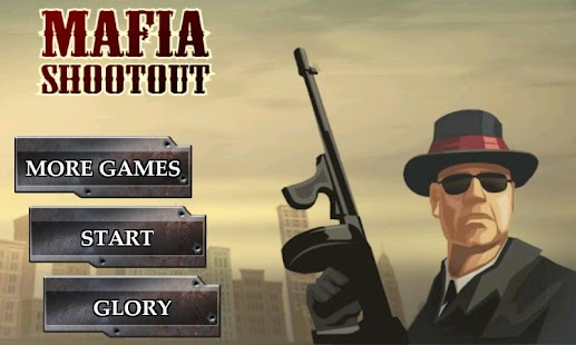 Mafia Game - Mafia Shootout- screenshot thumbnail