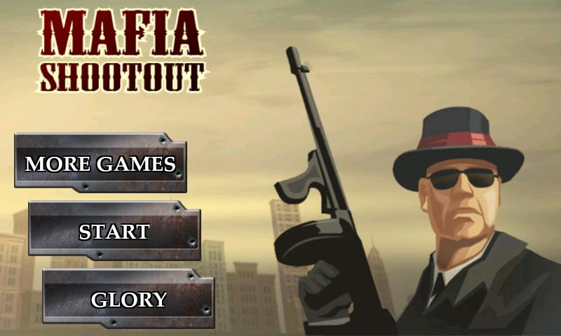 Mafia Game - Mafia Shootout- screenshot