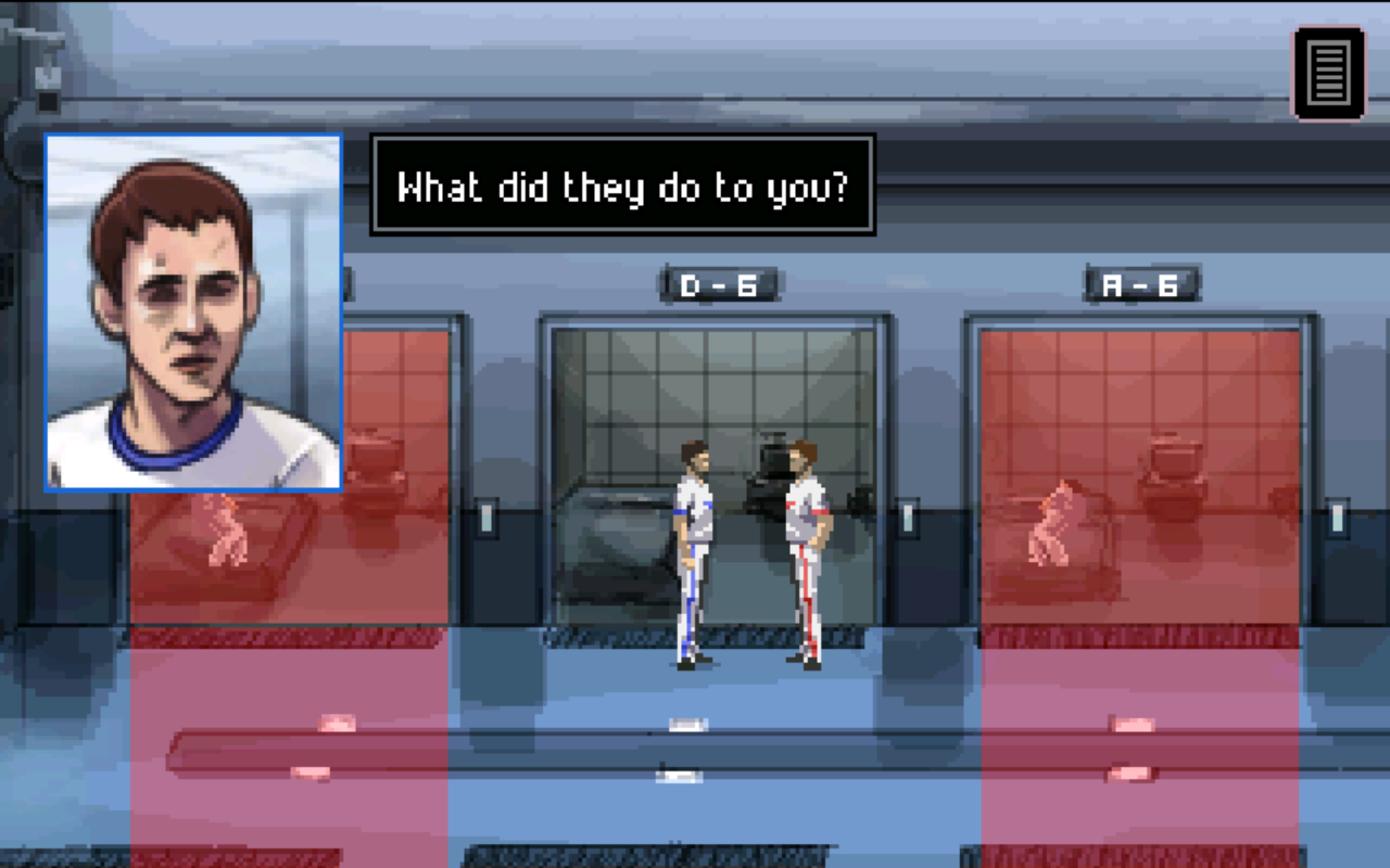 Gemini Rue screenshot #22