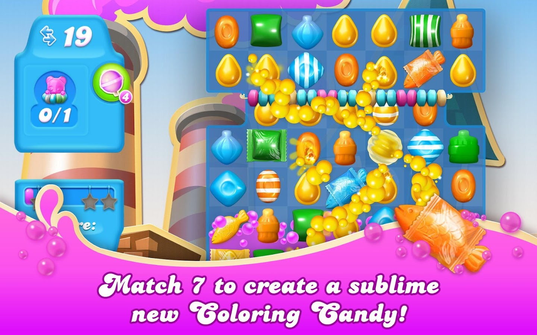 Candy Crush Soda Saga - screenshot