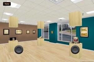 Screenshot of JMU Arts