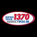 WCOA Newstalk 1370 icon