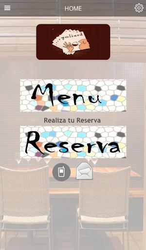 Restaurant Goliard Barcelona