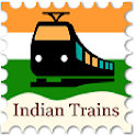 Indian Rail Info App logo