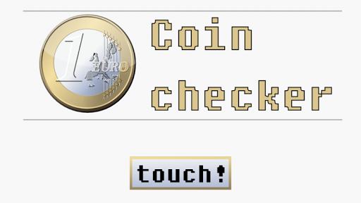 Coin checker
