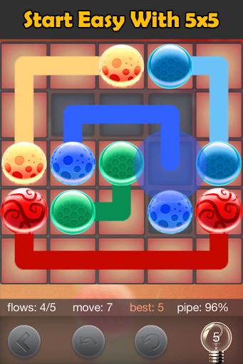 玩免費解謎APP|下載Connect The Colors app不用錢|硬是要APP