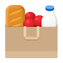 Buy Me a Pie! Grocery List mobile app icon