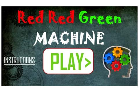 Red Red Green Machine - screenshot