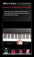 Screenshot of My Piano Lessons LITE