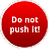 Don't push it! icon