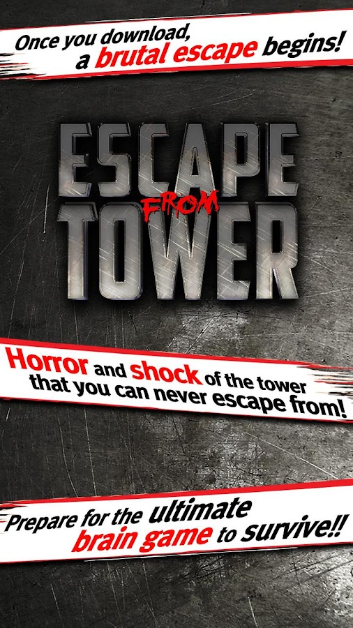 Escape from Tower- screenshot