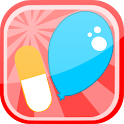 Crazy Pill HD (Free) logo