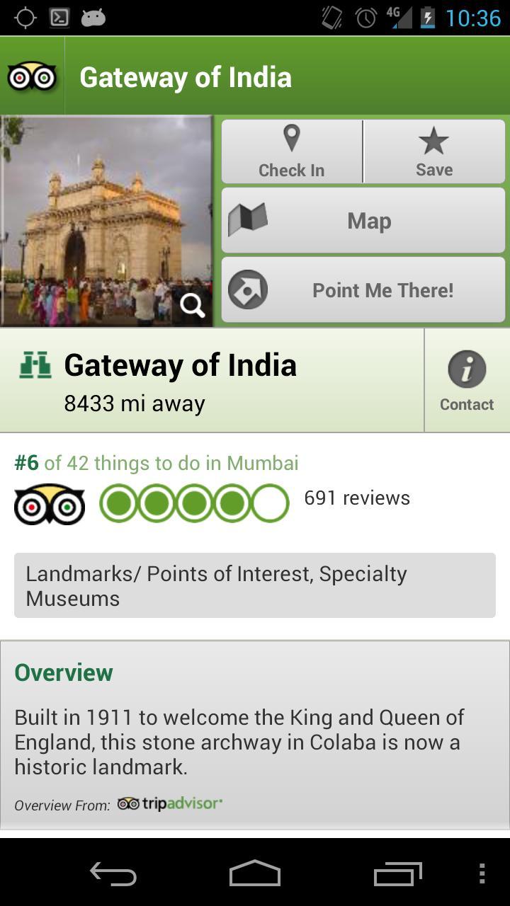 Mumbai City Guide screenshot #3