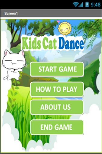 ダンス 猫 ゲーム