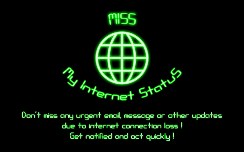 MISS - My Internet Status- screenshot thumbnail