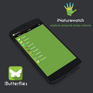 iButterflies- screenshot thumbnail