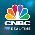 CNBC Real-Time for Tablets logo