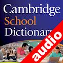 Audio Cambridge School logo