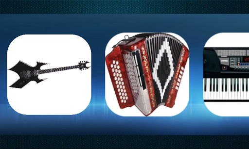 All musical instruments 2