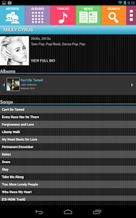 Top Songs & Music Videos FREE - screenshot thumbnail