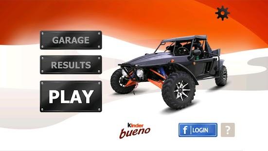 Kinder Bueno Buggy Race 3D