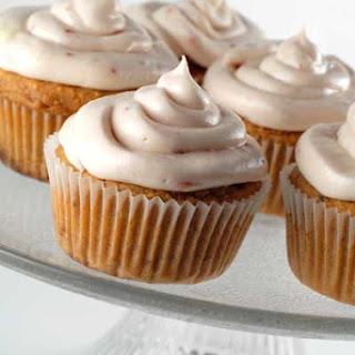 Gluten Free Grain-free P B & J Cupcakes