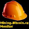 Mining.Bitcoin.cz Monitor logo