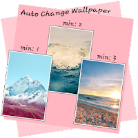 Screenshot of Auto Wallpaper Changer