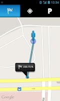 Screenshot of Garmin Smartphone Link