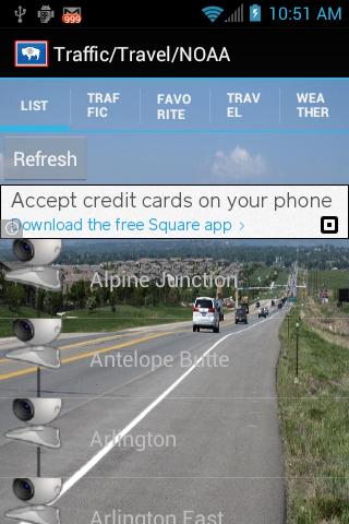Wyoming Traffic Cameras