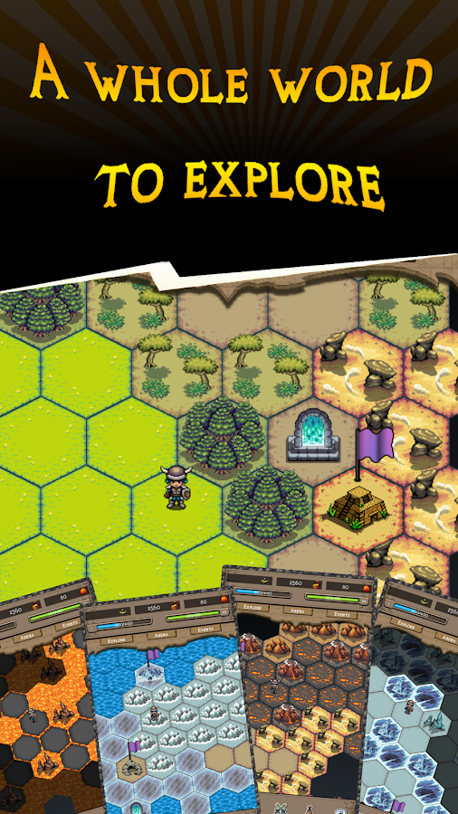 Rune Lords - Fantasy RPG- screenshot
