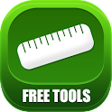 FREE Tools:Ruler logo
