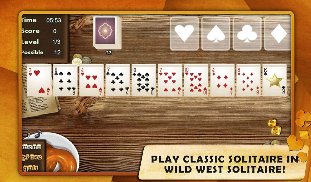 9 Fun Card Games - Solitaire, Gin Rummy, Mahjong - Android ... Funnygames Solitaire 1
