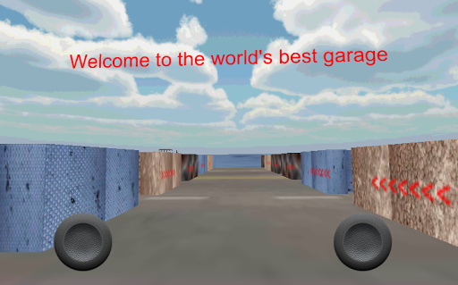 Garage Simulator 3D