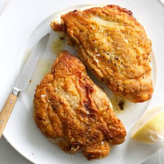 Pan-Roasted Chicken Paillard