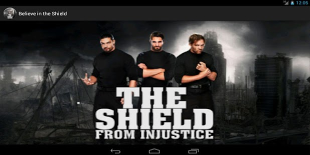 "WWE ""Believe"" in the Shield - screenshot thumbnail"