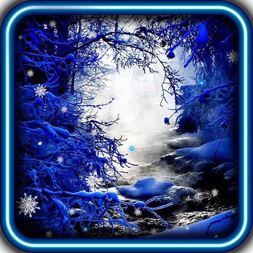 Winter Night live wallpaper LOGO-APP點子