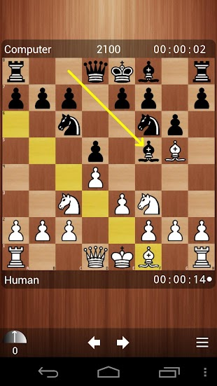 Mobialia Chess- screenshot thumbnail